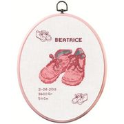 Beatrice Sampler - Permin Cross Stitch Kit