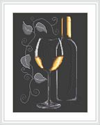White Wine - Luca-S Cross Stitch Kit