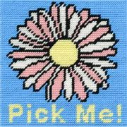 Pick Me - DMC Tapestry Kit