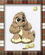 Cocker Spaniel - RIOLIS Cross Stitch Kit