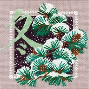 RIOLIS Oriental Winter Christmas Cross Stitch Kit