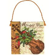Violin Ornament - Dimensions Cross Stitch Kit