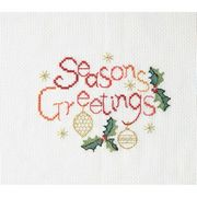 Seasons Greetings - Derwentwater Designs Cross Stitch Kit