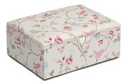 Hobby Gift Birds Large Sewing Box