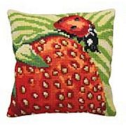 Collection D'Art Strawberry Cross Stitch Kit