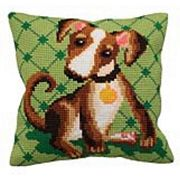 Collection D'Art Artie Cross Stitch Kit