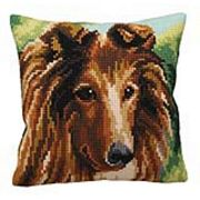Lassie - Collection D'Art Cross Stitch Kit