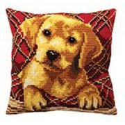 Collection D'Art Brady Cross Stitch Kit
