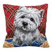 Bichon - Collection D'Art Cross Stitch Kit