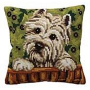 Westy - Collection D'Art Cross Stitch Kit