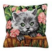 Collection D'Art Minnie Cross Stitch Kit