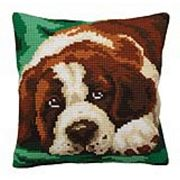 Collection D'Art Bernie Cross Stitch Kit