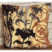 Collection D'Art Grasses Silhouette Cross Stitch Kit