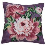 Cabbage Rose - Collection D'Art Cross Stitch Kit