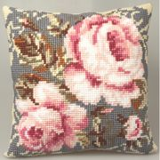 Collection D'Art Ancient Rose Cross Stitch Kit