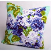 Collection D'Art Double Lilac Cross Stitch Kit