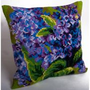 Collection D'Art Single Lilac Cross Stitch Kit