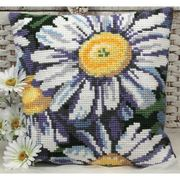Collection D'Art Marguerites Cross Stitch Kit