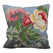 Collection D'Art Antique Roses I Cross Stitch Kit