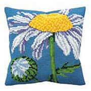 Collection D'Art Marguerite Cross Stitch Kit