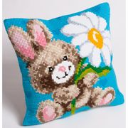 Collection D'Art Rabbit Cross Stitch Kit