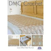 DMC Lace Effect Bed Runner