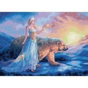 Dimensions Aurora Cross Stitch Kit