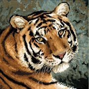 RIOLIS Siberian Tiger Cross Stitch Kit