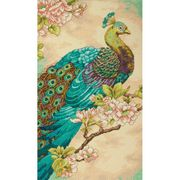 Indian Peacock - Dimensions Cross Stitch Kit