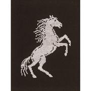 White Horse - Permin Cross Stitch Kit