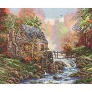 Cobblestone Mill - Maia Cross Stitch Kit