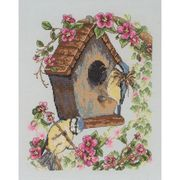 The Bird House - Anchor Cross Stitch Kit
