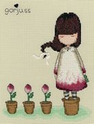 The Last Rose - Bothy Threads Cross Stitch Kit