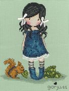 You Brought Me Love - Bothy Threads Cross Stitch Kit