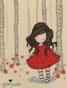 Poppy Wood - Bothy Threads Cross Stitch Kit