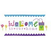 Stitching Shed Welcome Cross Stitch Kit
