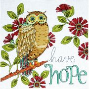 Design Works Crafts Have Hope Cross Stitch Kit