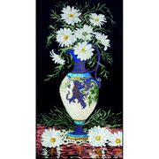 Daisies in Vase - Design Works Crafts Cross Stitch Kit