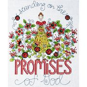 Promises - Design Works Crafts Cross Stitch Kit