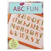 Cross Stitch Books ABC Fun Book