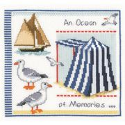 An Ocean - Vervaco Cross Stitch Kit