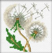 RIOLIS Dandelion Seeds Cross Stitch Kit
