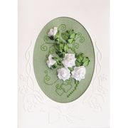 Wedding Card - RIOLIS Cross Stitch Kit