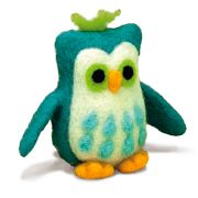 Owl Needle Felt Kit