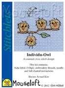 Mouseloft Individu-Owl Cross Stitch Kit