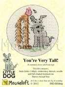 You're Very Tall! - Mouseloft Cross Stitch Kit