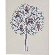 Eva Rosenstand Winter Tree Cross Stitch Kit