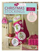 Cross Stitch Books Christmas Stockings Big & Small Book