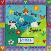 Farmyard - Stitching Shed Tapestry Kit