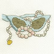 Spectacles - DMC Cross Stitch Kit